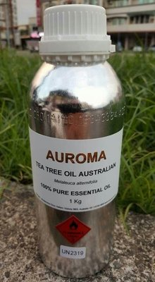 AUROMA 澳洲茶樹精油,100ml分裝瓶