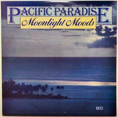 黑膠唱片Pacific Paradise - Moonlight Moods