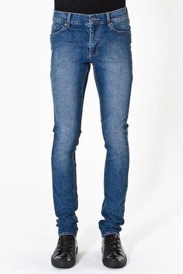 [ Satisfaction ] CHEAP MONDAY經典Tight Base Dark Blue基本款藍牛仔褲