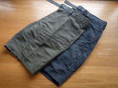 南 2020 8月 The North Face Paramount Trail 深灰色 綠色 休閒短褲 口袋 機能短褲