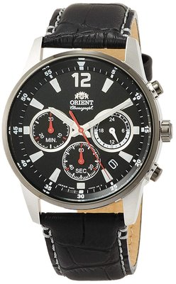 日本正版 Orient 東方 SPORTS RN-KV0004B 日本製 男錶 男用 手錶 日本代購
