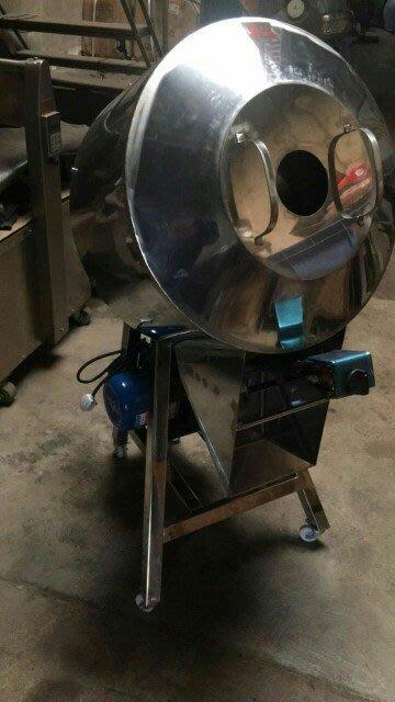 立式不鏽鋼炒貨機/不鏽鋼炒料機/炒料機,可炒30公斤