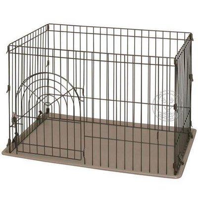 【🐱🐶培菓寵物48H出貨🐰🐹】IRIS《無掀蓋》寵物圍欄STN-600T (適合中小型犬) 特價2185元限宅配
