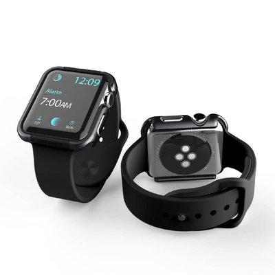 促銷【X-doria】 Apple Watch Defense Edge 1 2 3 42mm 金屬防撞 防摔鋁合金邊框