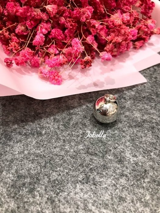 ✽JoBella 日本空運 日本代購 日貨✽ 925銀 風鈴聲圓型珠墜子 現貨