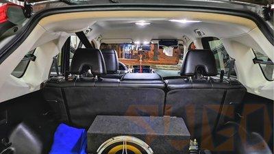 SUGO汽車精品 本田HONDA CRV 4代 專用室內LED燈泡