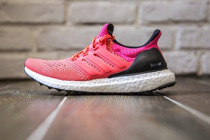 【美國鞋校】現貨 Adidas Ultra Boost 編織 慢跑鞋 女鞋 AF5672 us 5.5
