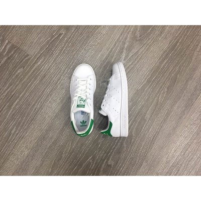 Adidas Originals Stan Smith 白綠 經典 復刻 m20605
