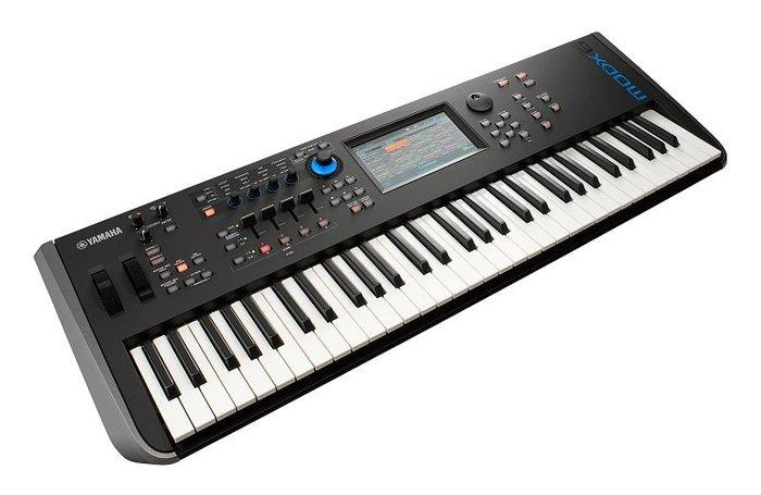 造韻樂器音響- JU-MUSIC - 全新 YAMAHA MODX6 MODX 6 61鍵 合成器