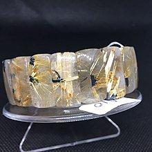 鈦晶手排 寬版 重85.7克 寬22咪 手圍20 A10
