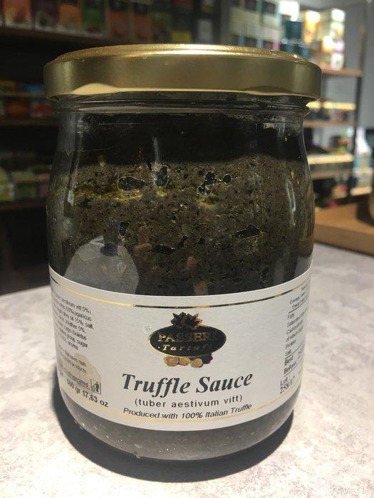 阿提卡,義大利 ( trnffie sance )夏季黑松露醬 500g+(贈)義大利麵1包