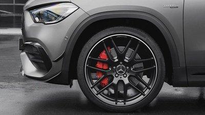 ✽顯閣商行✽Benz 德國原廠 H247 GLA 21吋 輕量化鋁圈 輪圈 大腳 升級 AMG GLA35 45S