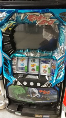 柯先生日本原裝SLOT斯洛拉霸機台2017 馳風競艇王3 打造電玩遊戲室民宿日式餐廳佈置微電影道具場景插電即玩超方便