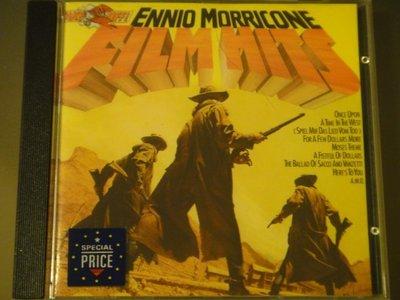 Ennio Morricone顏尼歐莫利克奈 莫利柯奈 Take Off Film Hits精選輯 荒野大鏢客 四海兄弟