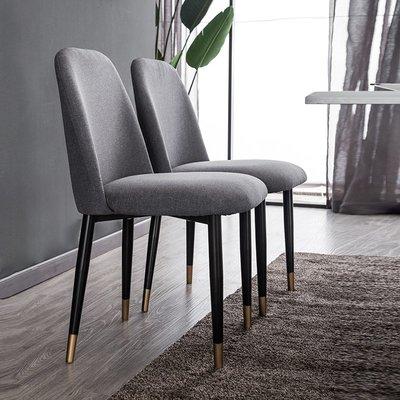 椅子-北歐餐椅現代簡約家用靠背椅西餐廳咖啡廳酒店餐椅創意餐廳椅子精品生活