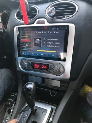 【嘉義.新動力汽車音響】福特二代FOCUS專用安卓機