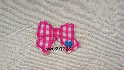 蝴蝶結布貼、貼布、衣服補丁、裝飾貼--B557 台中市