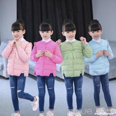 2018新款女寶寶棉衣兒童輕薄羽絨棉服秋冬季童裝棉衣內膽小童棉襖