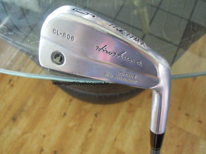 HONMA Golf 二手鐵桿 CL-606系列  #5號鐵桿 碳纖維桿身