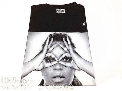 【HYDRA】法國直送 HMN Hype Means Nothing Beyonce 碧昂絲 遮眼 Tee S - M