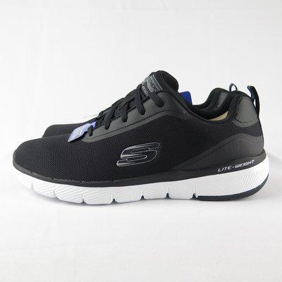 Skechers FLEX ADVANTAGE 3.0 休閒鞋 52751BLK 男款 黑【iSport愛運動】
