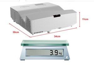優惠OPTOMA EH330UST超短焦投影機