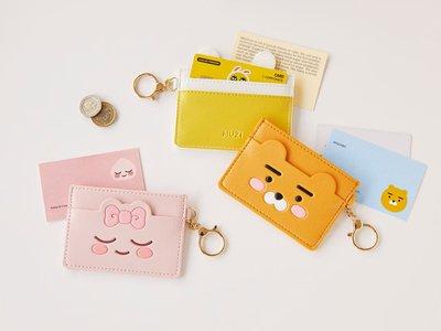 現貨 KAKAO FRIENDS 卡包鑰匙圈 卡包名片夾