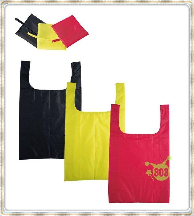 303生活雜貨館 日本進口  SJI-11864 便利環保袋   ~顏色隨機出貨~