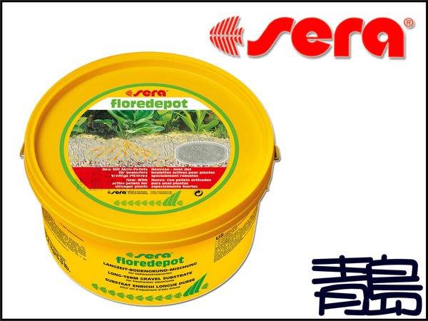 C。。。青島水族。。。S3375德國Sera喜瑞----- 水草營養基肥砂==2.4kg