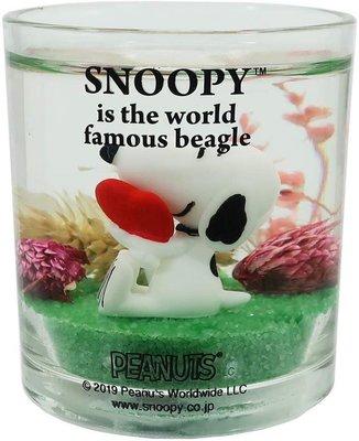 ♫瓦妮玩樂趣♫【現貨】日本進口 史努比果凍LED小夜燈(M) 夜間小燈Peanuts SNOOPY史奴比 蠟燭造型