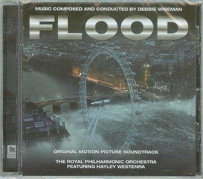 """""""末日毀滅/水嘯霧都(Flood)""""- Debbie Wiseman(02),全新英版"""
