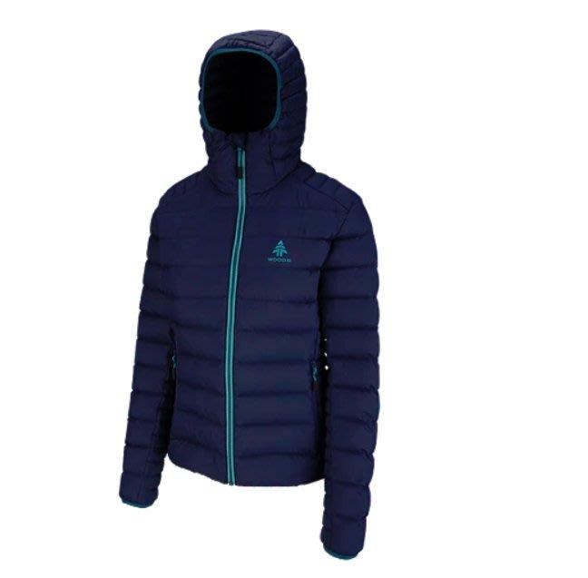 【荳荳物語】美國品牌WOOD防水羽絨衣,當外套或當保暖中層上選,DWR Coating,2980元