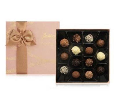 (預購)愛爾蘭 Butlers 粉紅松露巧克力禮盒pink truffle selection box 200g