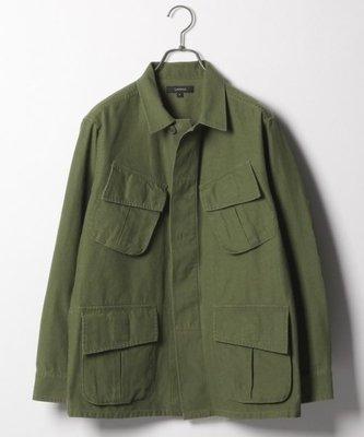 日牌 RAGEBLUE M-65 MENS  軍裝 刷舊 夾克 M65 外套 HARE UR