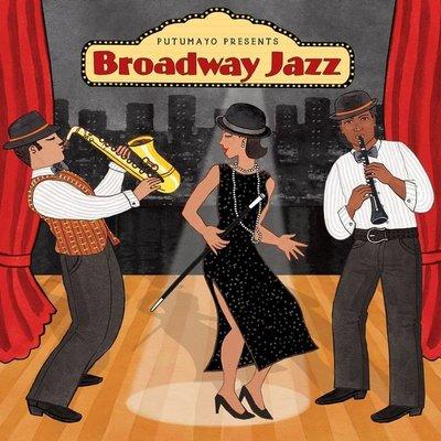 合友唱片 面交 自取 爵士百老匯音樂劇 / Broadway Jazz CD