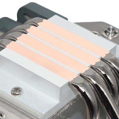 散熱器利民刺靈AS120/風靈TS120/霜靈FS140/PA120/AX系列CPU風冷散熱器