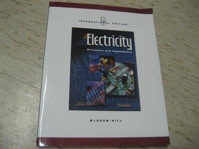 Electricity(第6版)--2003年出版/ISBN:0071219137