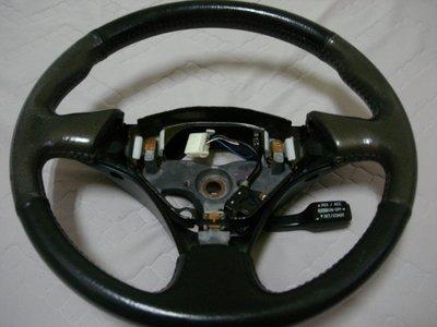自售 凌志 LEXUS IS200 原廠方向盤 含定速 正常使用良品 1999-2005年可用 ALTEZZA 中壢面交