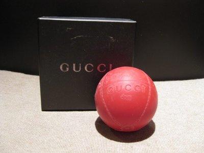 [熊熊之家]全新正品[GUCCI] 狗用小球 玩具 寵物用品(紅色) Gucci寵物用品