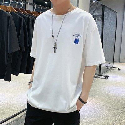 T恤 男裝 男士短袖t恤2019新款韓...