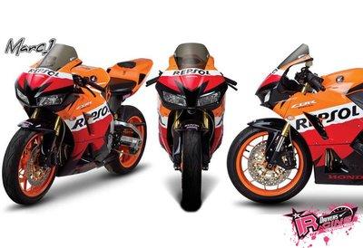 ♚賽車手的試衣間♚ Zero Gravity® Honda CBR600RR / ABS 13-19 MARC1款 風鏡