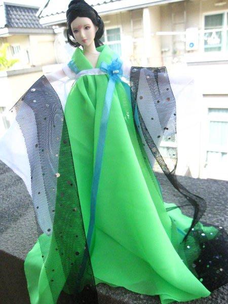 愛卡的玩具屋 可兒娃娃/芭比娃娃/古裝娃娃——古裝可兒娃娃衣服 7
