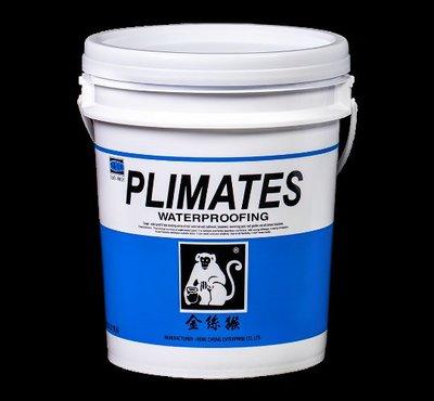 【HS生活館】金絲猴P-116 磁磚專用透明漆 石頭 仿石漆保護面漆 加強防水效果 抗污 耐黃變 五加侖