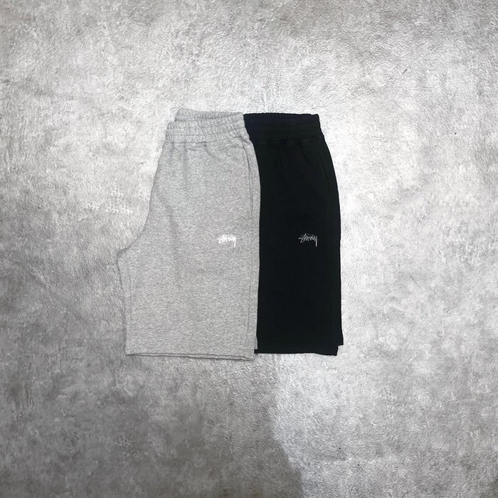 【Faithful】STUSSY STOCK FLEECE SHORT【112232】 短褲 2色