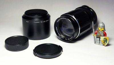 [ 慢調思理 ] 美品級 經典 Pentax Super-TAKUMAR 135mm F3.5  M42