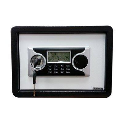 [弘瀚台中] 聚富保險箱 全館免運費 小型全功能保險箱(25TG)金庫/防盜/電子式/密碼鎖/保險櫃