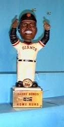 Barry Bonds counter bobblehead 計數器的搖頭娃娃