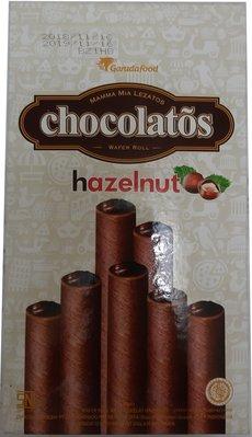 現貨 Gery捲心酥 榛果巧克力味 320g 奶素 印尼 網路熱賣 (另有 黑巧克力味)