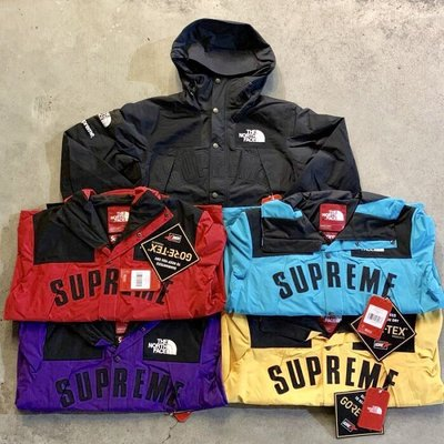 ☆LimeLight☆ Supreme x The North Face Arc Mountain Parka 衝鋒衣