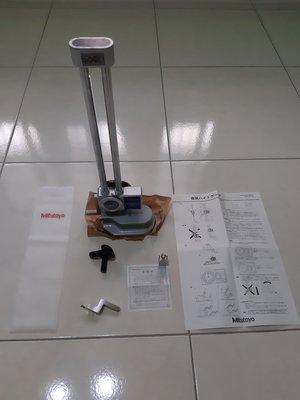 E7尋寶去---日本製,MITUTOYO針盤式高度計0-300mm,192-130,三豐高度規,HEIGHT GAUGE